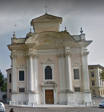 Rovereto, Olaszország: facciata 2