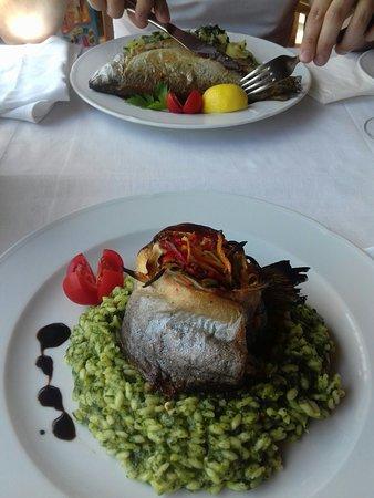 Gornji Zvecaj, Croacia: Mreznica House - Restaurant DP
