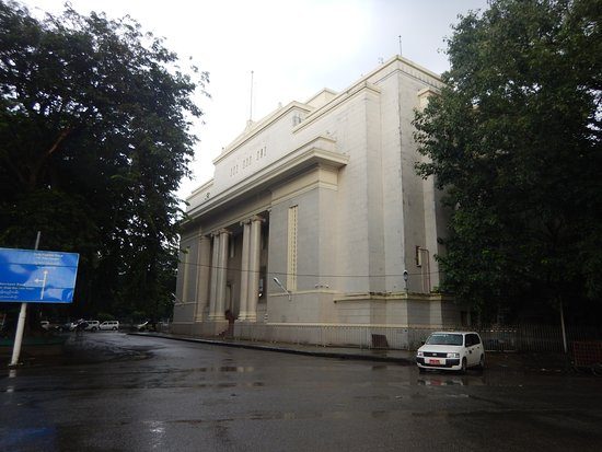 ‪Yangon Stock Exchange‬