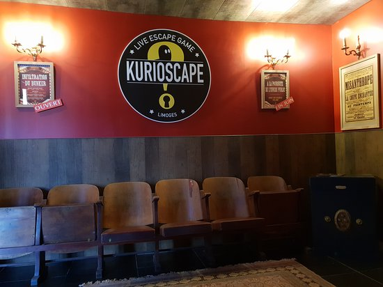 Kurioscape - Escape Game Limoges