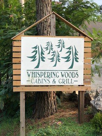 Jordan, AR: Whispering Woods Grill