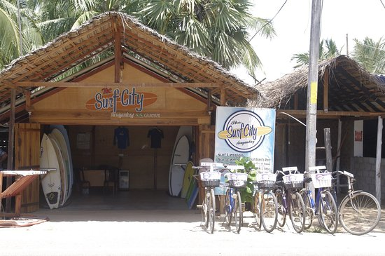 Arugam Bay, Sri Lanka: Bicycle for rent