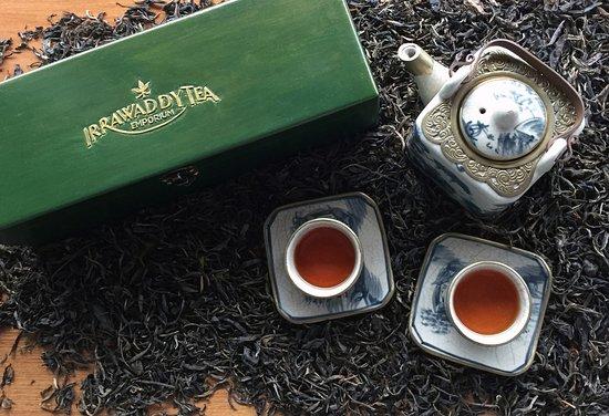 Irrawaddy Tea Emporium