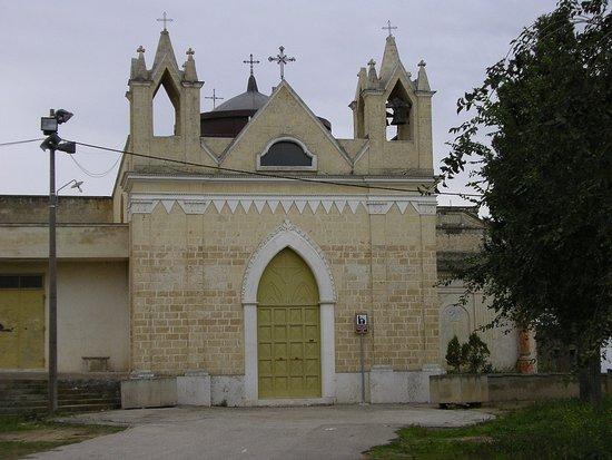 Canosa di Puglia, Italie: Esterno della chiesa