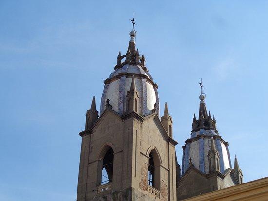 Parana, Argentina: Cupulas de las torres
