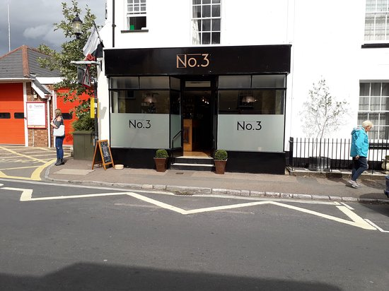 No 3 Fore St, Topsham, Exeter