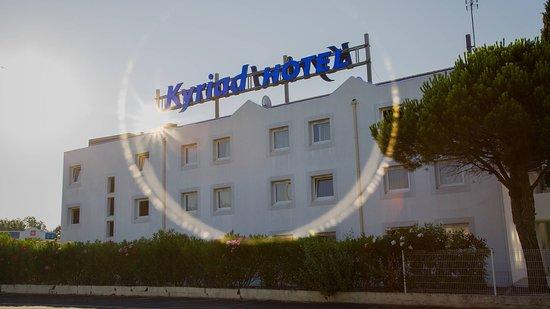 Kyriad Montpellier Sud Hotel  Lattes    Voir Les Tarifs
