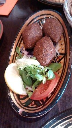 Pasha Restaurant: Kibbeh Makli