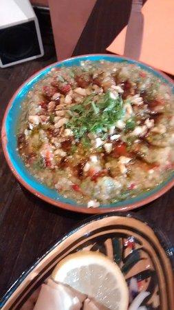 Pasha Restaurant: Pasha baba Ghanouj