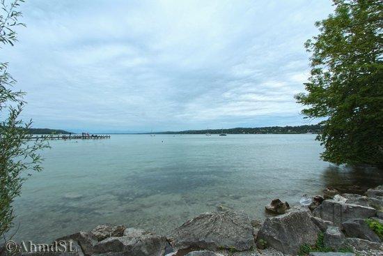 Schiffsanleger in Seeshaupt. - Starnberger See, Starnberg Resmi - Tripadvisor