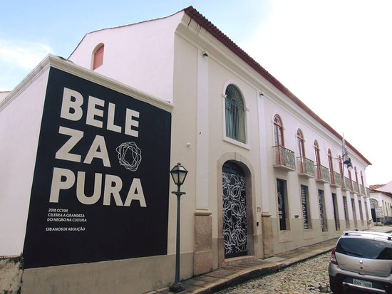 Centro Cultural Vale Maranhao - CCVM