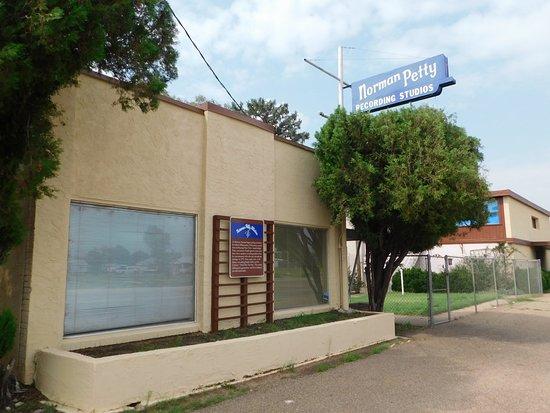 Norman Petty Studios: Norman Petty Studio exterior