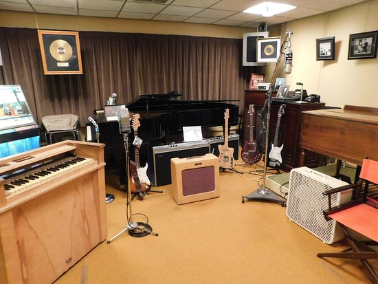 Norman Petty Studios: The spot where Rock n' Roll history was made!