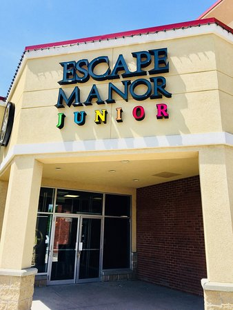 Escape Manor Junior