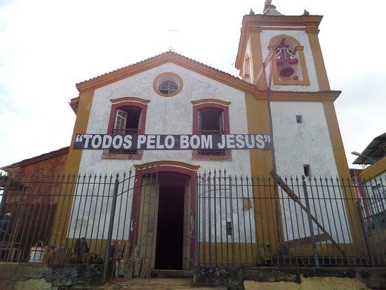 Sao Joao del Rei, MG: Frente da capela