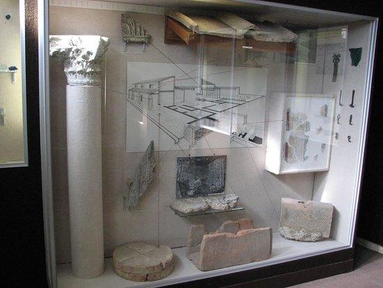 Musee Archeologique de Sainte Bazeille