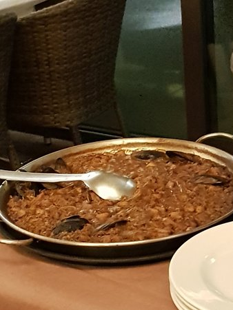 Restaurant Hotel Picasso: 20180823_221420_large.jpg