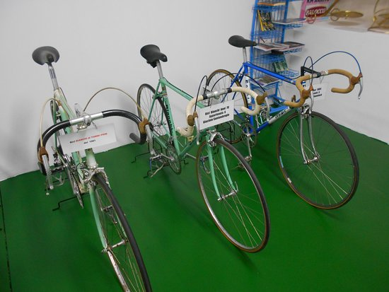 Bici Da Corsa Di Ex Proffesionisti Photo De Piccolo Museo Della
