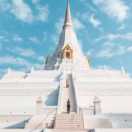 Favourite temple in Thailand
