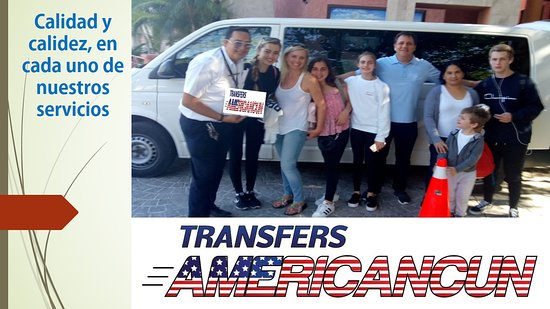 Americancun Transfers