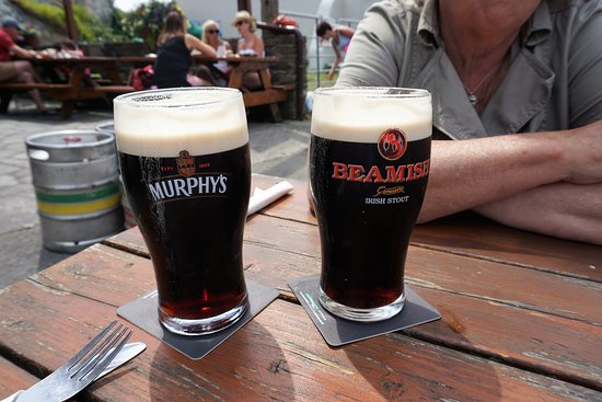 Crookhaven, Irland: Both Beamish and Murphy's
