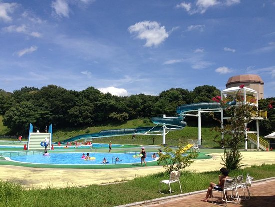 Kenko no mori Park Public Swimming Pool