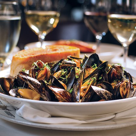 Truluck's Seafood, Steak and Crab House: Mussels