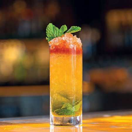 Truluck's Seafood, Steak and Crab House: Uptown Swizzle