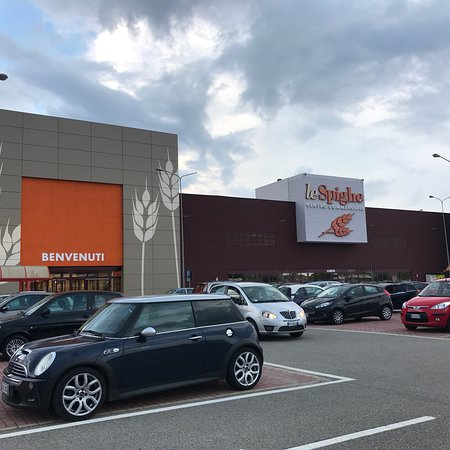 Centro Commerciale Le Spighe