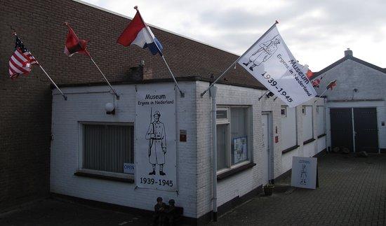 Stichting Museum Ergens in Nederland 1939-1945