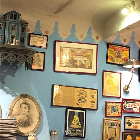 Restaurant La Maison Bleue Sainte Maxime Var