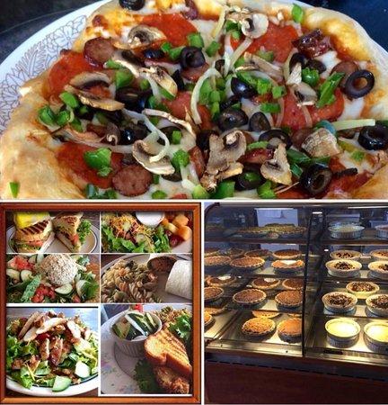 Greensboro, AL: Saturday at Pie Lab...Personal Pan Pizza Day!