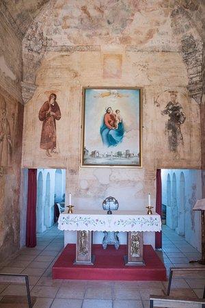 Barbarano del Capo, Olaszország: Interno chiesa