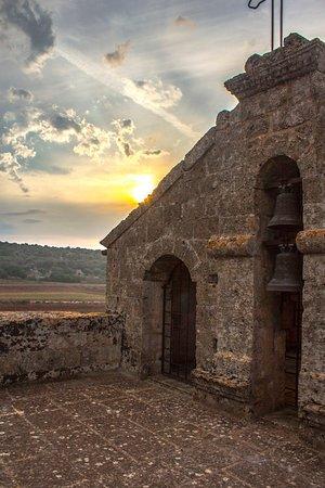 Barbarano del Capo, Olaszország: Tetto chiesa e campane