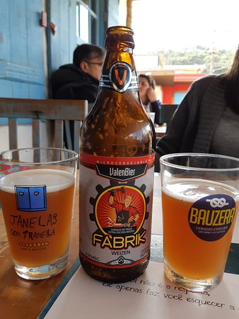 Janelas com Tramela: Cerveja Weizen Fabrik