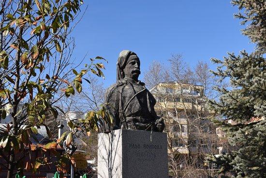Varosha Ethnographic Complex: Monument of Ilyo Voivoda