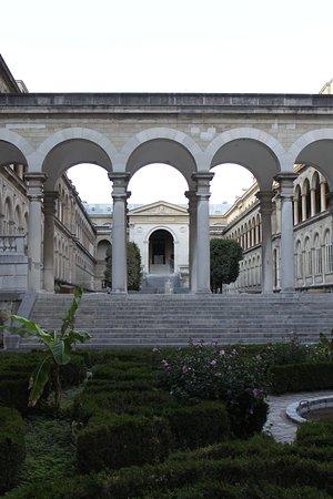 Hospitel-Hôtel Dieu Paris : garden