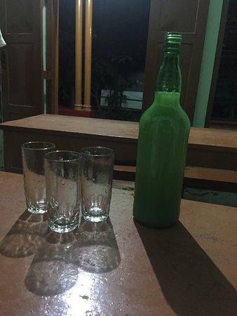 Alappuzha District, Indien: Toddy bar