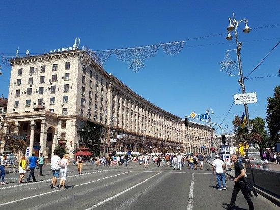 克列夏季克大街