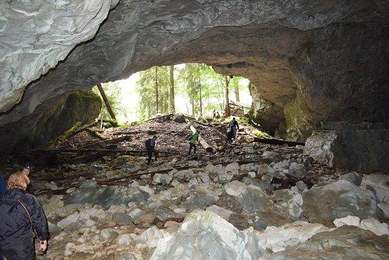 Arieseni, Rumænien: Vartop Cave