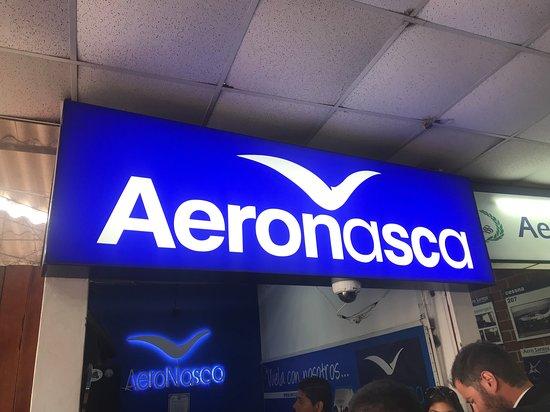 Aeronasca: To be avoided for bad organisation