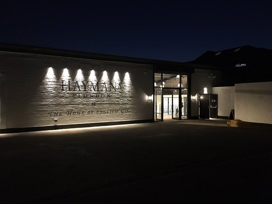 The Outside To Distillery Picture Of Hayman S
