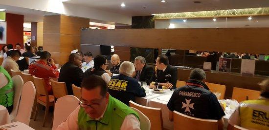 Bilde fra Mexico City Marriott Reforma Hotel