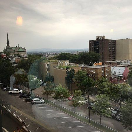 Anniversary Trip to Quebec City