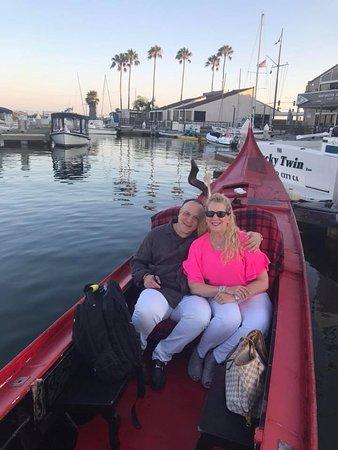Hyatt Regency Huntington Beach Resort Spa Harbour Gondola Ride