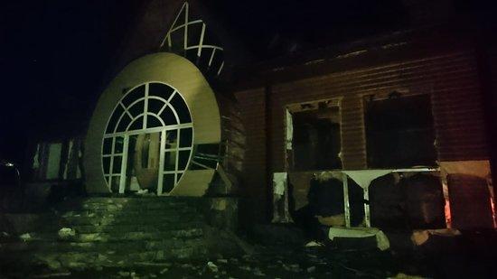 Bologoye, Russia: Вот такой главный корпус