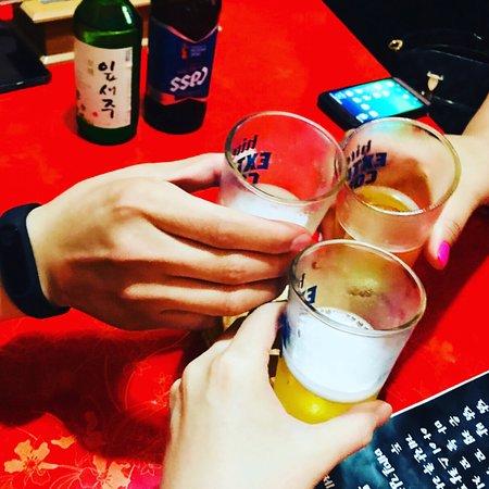 Gwangyang, Korea Selatan: 술찾사