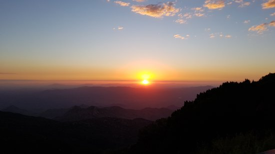 Sells, AZ: Sunset at Kitt Peak Observatory