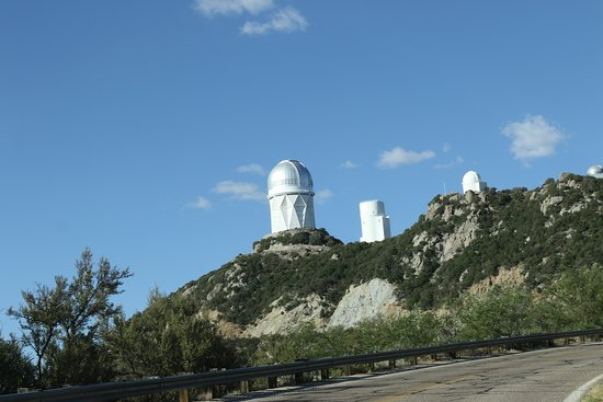 Sells, AZ: Some of the telescopes
