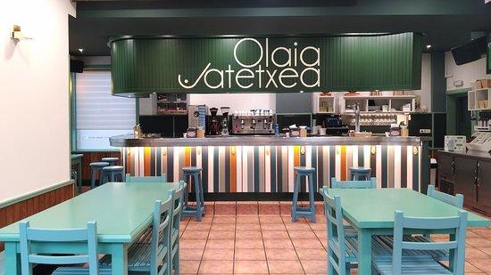 imagen Olaia jatetxea en Etxebarria